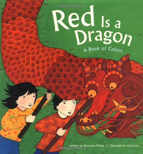 - Red is a Dragon