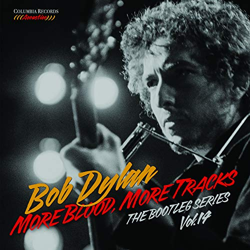 More Blood, More Tracks: The Bootleg Series Vol. 14 by Sony Legacy
