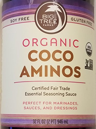 Big Tree Farms Organic Coco Aminos Big Tree Farms Coconut