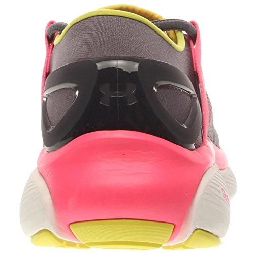 Shoes Armour Running Under s Grigio Bandit Women' 100 Charged UA White d0x4w4ZqA