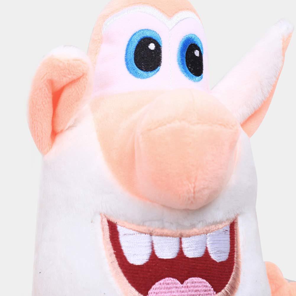 Helen-Sky Russian Cartoon TV Booba Buba Plush Doll Cuddly Soft Stuffed Toys Doll 10//