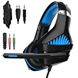 GM-5 Gaming Headset for PS4 Xbox One PC Laptop Smartphone Tablet Cell Phone