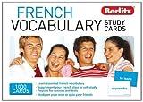 French Berlitz Vocabulary Study Cards, Berlitz, 9812689591