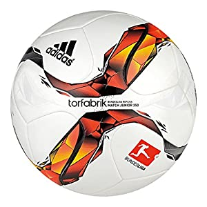 adidas Herren Fußball Torfabrik Junior 350, Top: White/Solar Red/Black/Solar...