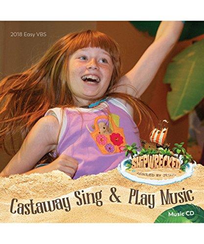 VBS-Shipwrecked-Castaway Sing & Play Music CD (Dec)