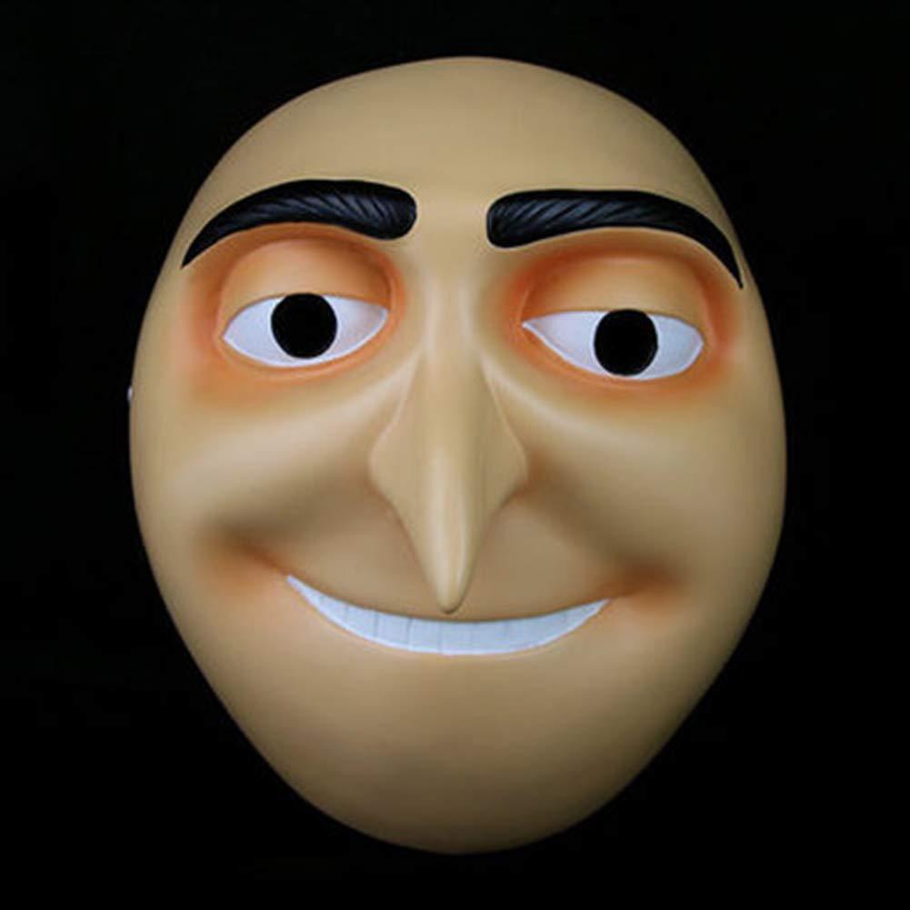 BERID Le Masque De Thème De Film D'édition De Collecteur, Masque Superbe De Tête De Papa De Voleur, Masque Drôle De Vizard De Résine, Partie, Masque De Mascarade Et De Cosplay