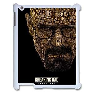 [MEIYING DIY CASE] For Ipad 2/3/4 Case -TV Show Series Breaking Bad-IKAI0448387