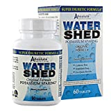 Best Water Pills For Weight Losses - Absolute Nutrition Watershed, 60 Count Review