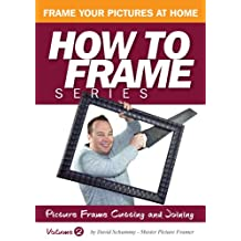 Picture Frame Cutting and Joining (How to Frame Book 2)