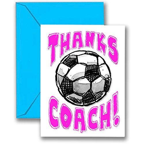 Thanks Coach Football (SOCCER 3-PACK