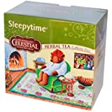 Celestial Seasonings, Sleepytime Herbal Tea Caffeine Free 40 Tea Bags