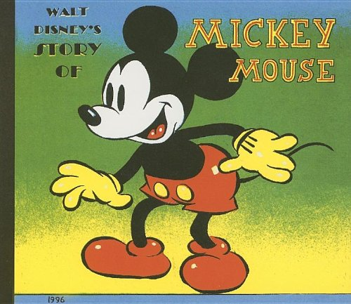 The Story of Mickey Mouse by Applewood Books