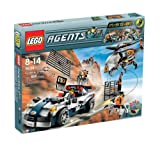 LEGO Agents Turbo-Car Chase