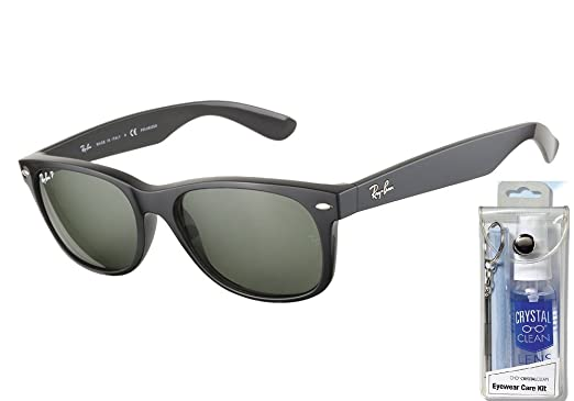 663f0629aec RAY-BAN Polarized Wayfarer Sunglasses