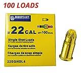 0.22 Caliber Yellow Single Shot Powder Loads, Power Fasteners Power Loads