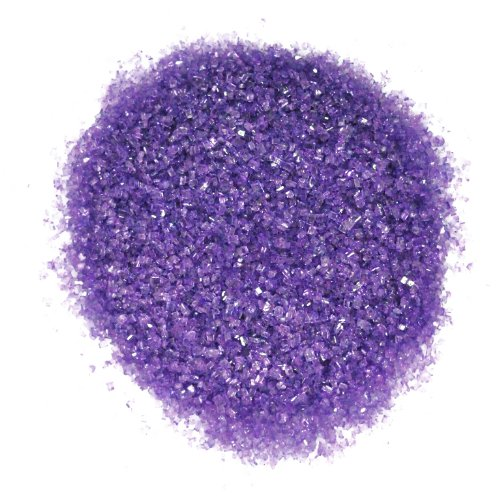 Dress My Cupcake DMC26978 Decorating Sanding Sugar for Cakes, 4-Ounce, Lavender]()