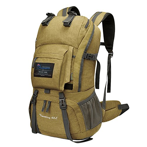 MOUNTAINTOP 40L Hiking Backpack ...