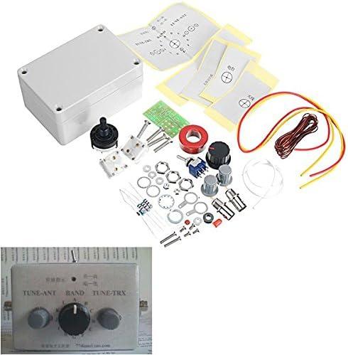 BouBou 1-30Mhz Led Vswr DIY Kit De Sintonizador Manual De ...