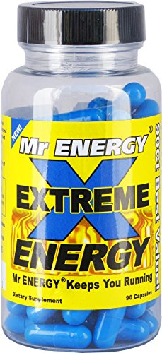 Mr ENERGY EXTREME ENERGY Pills 90 Capsules