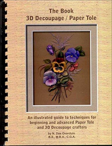 Book Paper Tole/3D Techniques # 1