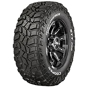 Cooper Tires Discoverer STT Pro All-Terrain Radial Tire - LT295/70R18 129P