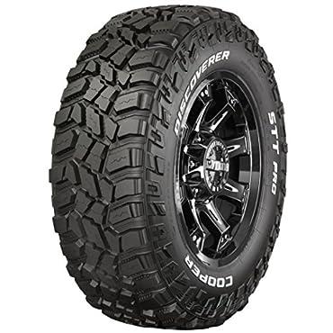 Cooper Tires Discoverer STT Pro All-Terrain Radial Tire LT295/70R18 129P