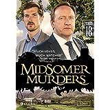 Midsomer Murders Series 18 Dvd
