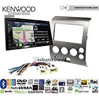 Volunteer Audio Kenwood Excelon DNX694S Double Din Radio Install Kit with GPS Navigation System Android Auto Apple CarPlay Fits 2004-2005 Armada 2004-2007 Titan