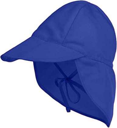 Vaenait Baby Unisex Baby Newborn Boys Girls UPF 50 Sun Protection Hat for Head Neck Eyes Sunhat summerhat