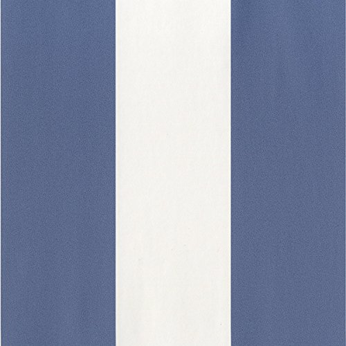 SY33921 Galerie Stripes 2 blue white striped wallpaper
