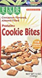 Kay's Naturals Cookie Bites, Cinnamon Flavored  Almond Filled, 5 Ounce