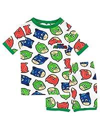 PJ Masks Boys Catboy Owlette Gecko Pajamas