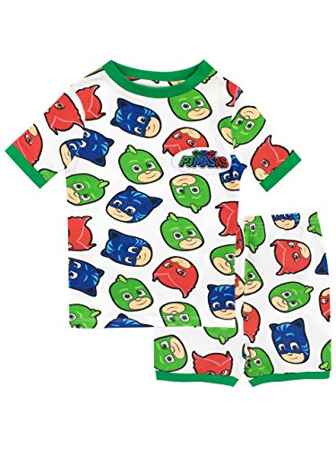 Pj Masks Boys Catboy Owlette Gecko Pyjamas Snuggle Fit Ages 2 To 10 Years