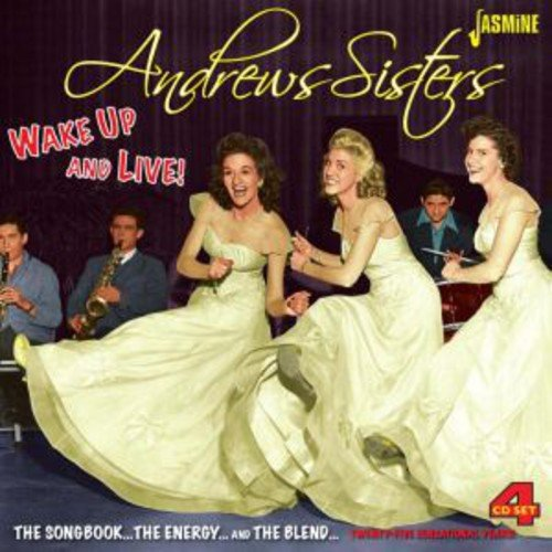 (Wake Up And Live! - The Songbook... The Energy... And The Blend [ORIGINAL RECORDINGS REMASTERED] 4CD SET)