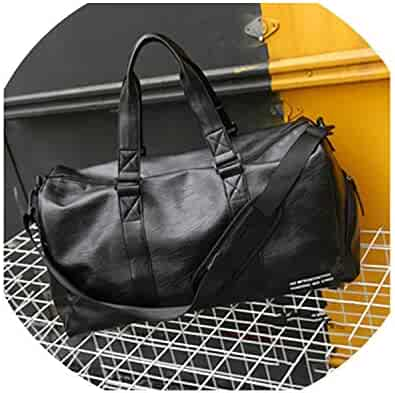 cad66bda5faa Shopping $50 to $100 - Leather - Gym Bags - Luggage & Travel Gear ...