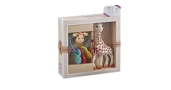 Amazon.com: Vulli Sophie la jirafa sophiesticated nacimiento ...