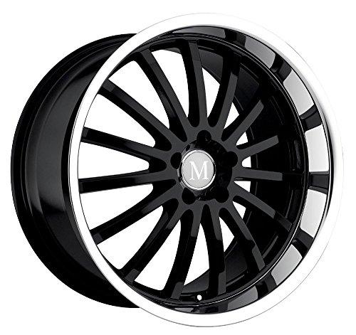 "Mandrus MILLENIUM Black Wheel (20x9""/5x112mm ,+42mm offset)"