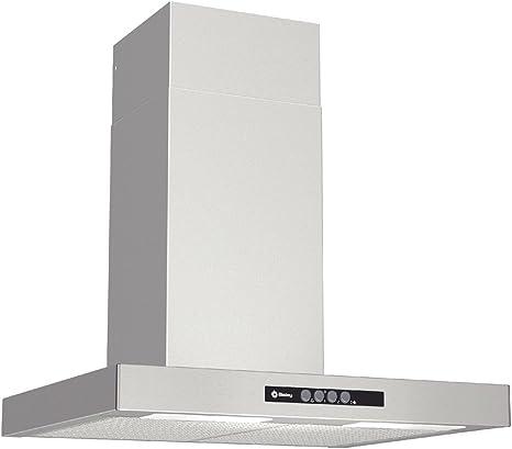 Balay 3BC862M - Campana Decorativa 3Bc862M Con 3 Velocidades: Amazon.es: Grandes electrodomésticos