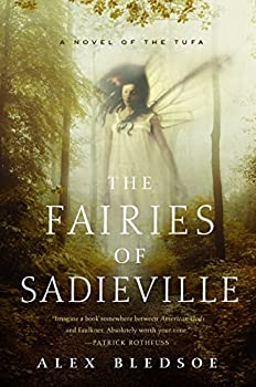 The Faeries of Sadieville by Alex Bledsoe fantasy book reviews