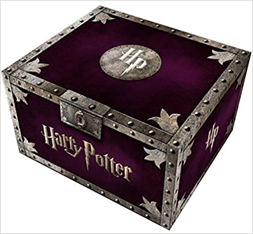 Harry Potter Livres I A Vii Coffret Produits French