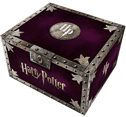 harry potter : livres i à vii coffret produits french edition
