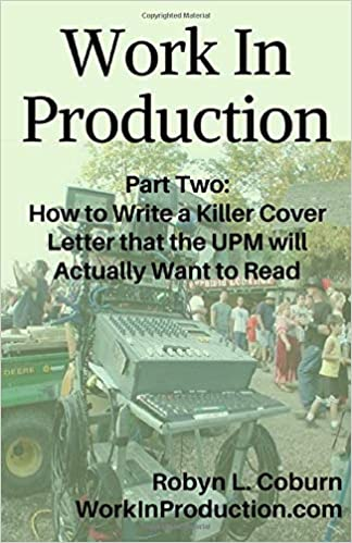 Work In Production Part Two: How to Write a Killer Cover ...