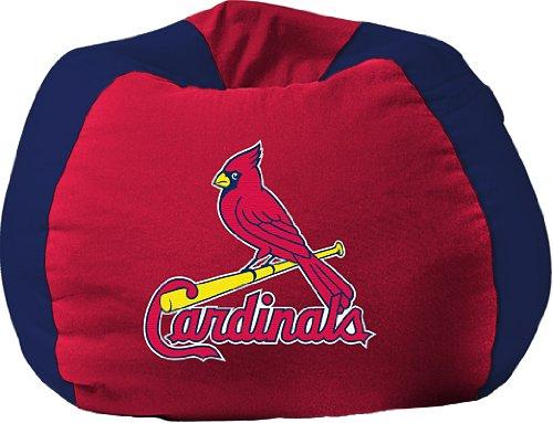 Bean 102 Chair Bag (MLB St. Louis Cardinals Bean Bag Chair)
