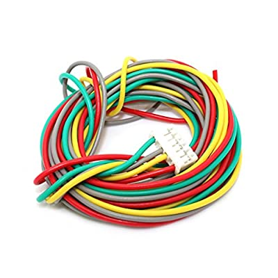 1 Bunch 3D Printer Stepper Motor Leads 4 Cable Length 1M