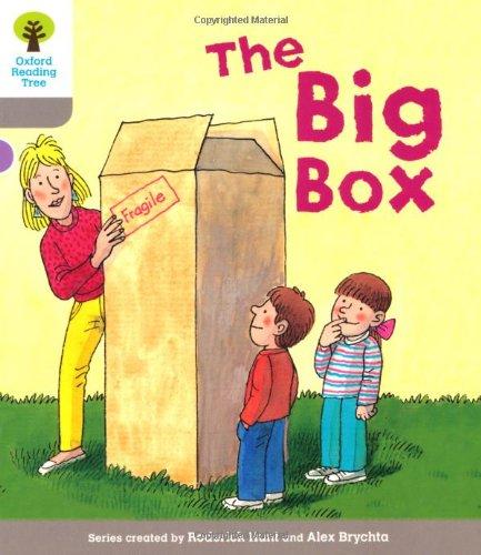 Oxford Reading Tree: Level 1: Wordless Stories B: Big Box: Amazon ...