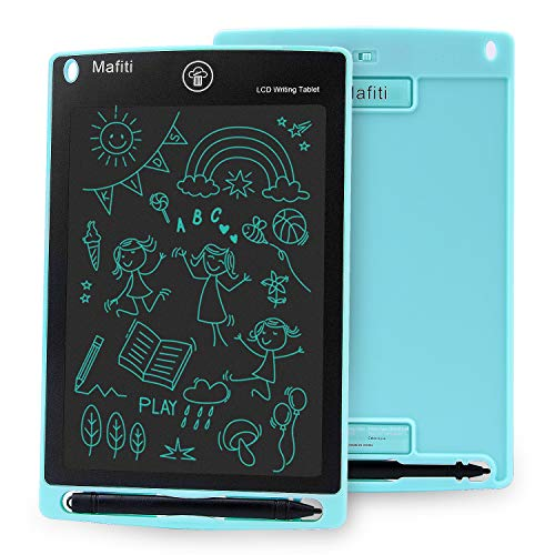 Mafiti LCD Writing Tablet 8.5 Inch Electronic Writing Drawing Pads Portable Doodle Board Gifts for Kids Office Memo Home…