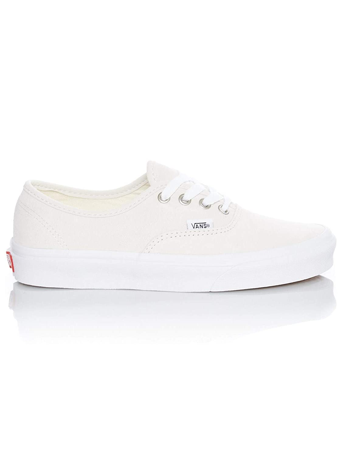193eee81032a Vans Pig Suede Moonbeam-True White Authentic Womens Low Top Shoe   Amazon.co.uk  Shoes   Bags