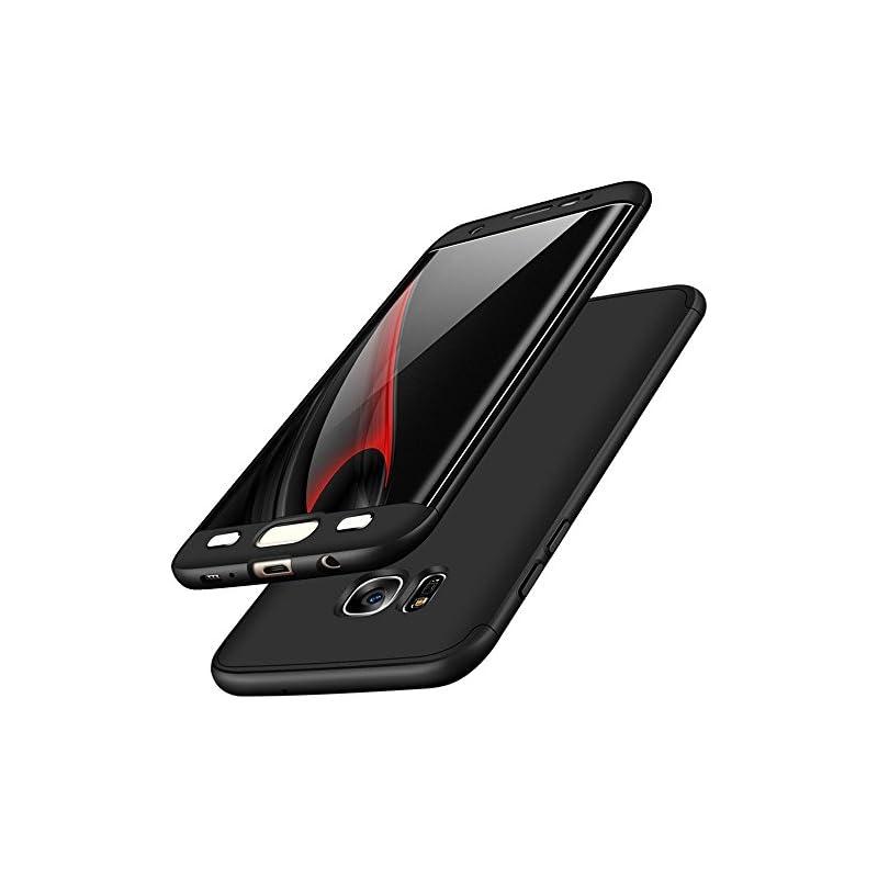 ACMBO Galaxy S6 Edge Case, 3 in 1 Ultra