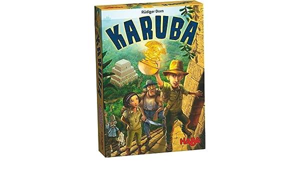 Karuba Board Game by HABA: Amazon.es: Juguetes y juegos