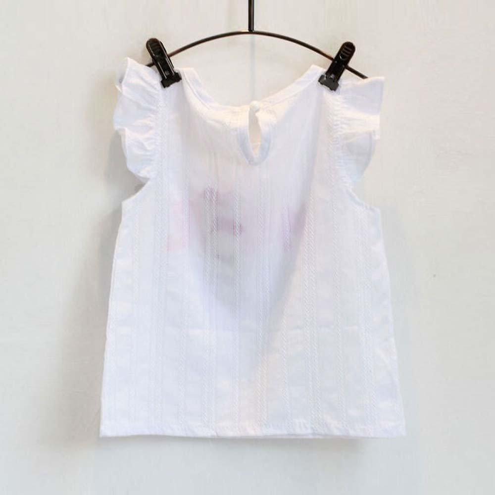 43561544b Covermason Niña Carta Impresión Sin mangas Camiseta y Pantalones cortos y  Cinturón(1 Conjunto) (2-3Años, Rosado): Amazon.es: Ropa y accesorios
